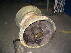 Original pumpe på raffineri